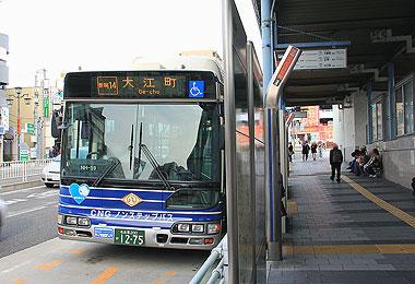 平成25年度前半の市バス ...